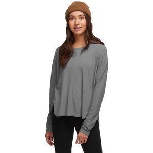 Basin and Range Rib Slouchy Dolman - Women's