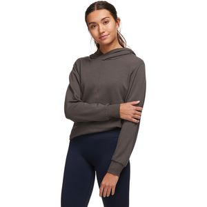 Basin and Range Plush Dolman Hoodie - Women's