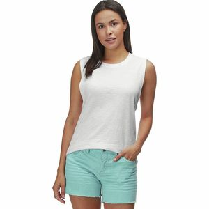 Basin and Range Slub Muscle Tank - Women's