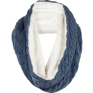 Basin and Range Donegal Cable Snood  - Women's