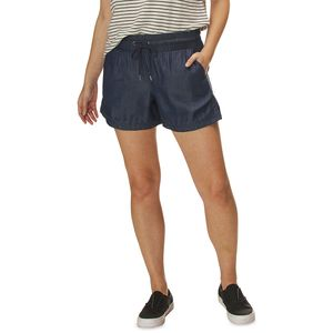 Basin and Range Desert Chambray Short - Women's