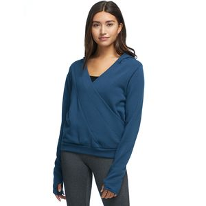 Basin and Range Super Soft Surplice Hooded Top - Women's