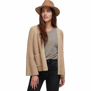Basin and Range Cropped Cardigan - Women's