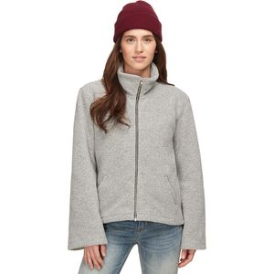 Basin and Range Cozy Fleece Full-Zip Jacket - Women's