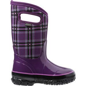 Bogs Winter Plaid Boot - Little Girls'