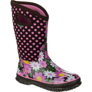Bogs Flower Dot Boot - Girls'
