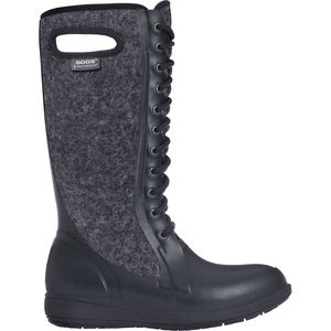Bogs Cami Lace Tall Wool Boot - Women's