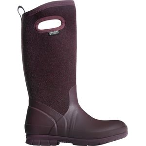 Bogs Crandall Tall Wool Boot - Women's