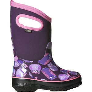 Bogs Classic Owl Boot - Girls'