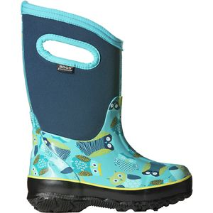 Bogs Classic Owl Boot - Little Girls'