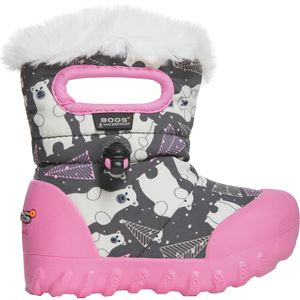Bogs B-Moc Bears Boot - Little Girls'