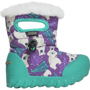 Bogs B-Moc Bears Boot - Toddler Girls'