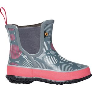 Bogs Amanda Slip On Multi Dot Rainboot - Girls'