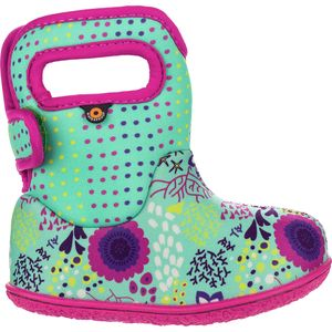 Bogs Baby Bogs Flower Dot Boot - Infant Girls'