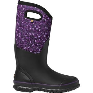 Classic Tall Freckle Flower Boot - Women's
