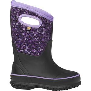 Bogs Classic Freckle Flower Boot - Little Girls'