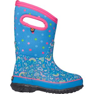 Bogs Classic Rainbow Boot - Little Girls'