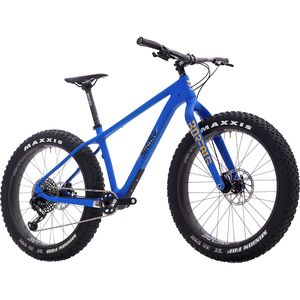 Borealis Bikes Crestone X01 Eagle Fat Bike - 2018