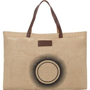 The Beach People Jute Tote - Women's