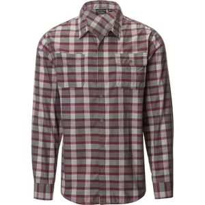 Burnside Double Pocket Button-Up Long-Sleeve Shirt - Men's