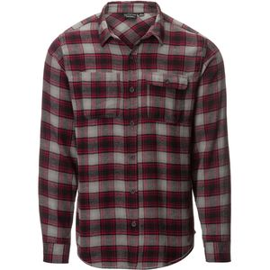 Burnside Plaid Flannel Shirt - Men's