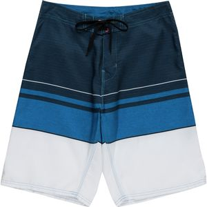 Burnside Multi-Stripe Board Short - Men's