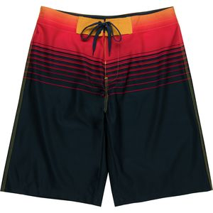Burnside Tri-Stripe Board Short - Men's
