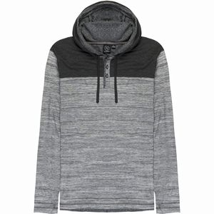 Burnside Luke Long-Sleeve Hoodie - Men's
