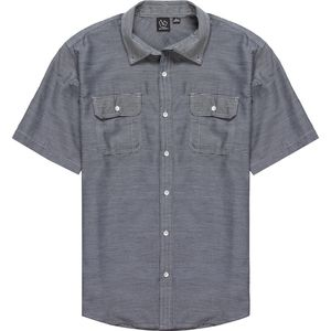 Burnside Wildcat Button-Down Shirt - Men's