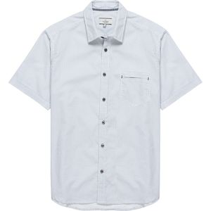 Burnside Cubes Button-Down Shirt - Men's