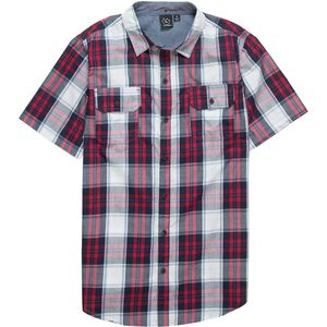 Burnside Hawk Button-down Shirt - Men's