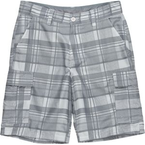 Burnside Traveler Printed Cargo Short - Men's