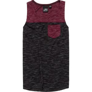 Burnside Split Knit Tank - Boys'