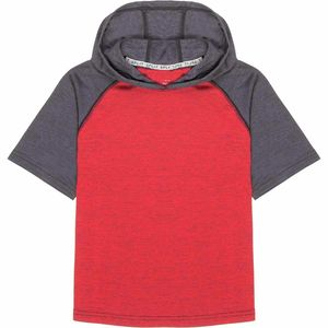 Burnside Split Hoodie T-Shirt - Boys'