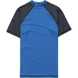Burnside Solid Rashguard - Boys'