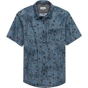 Burnside Leo Short-Sleeve Shirt - Men's