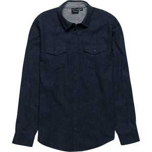 Burnside Long Sleeve Flannel Button Down - Men's