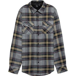 Burnside Lodge Long Sleeve Flannel Button Down - Men's