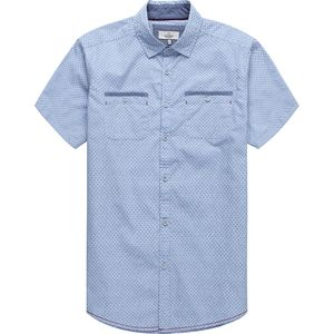 Burnside Solid Short Sleeve Button-Down - Men's
