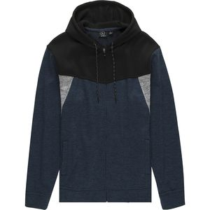 Burnside Colorblock Full-Zip Hoodie - Men's