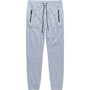 Burnside Heathered Pieced Fleece Pant - Men's