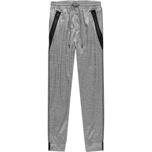 Burnside Heathered Zip Pocket Fleece Pant - Men's