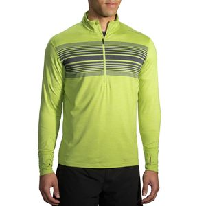 Brooks Dash 1/2-Zip Performance Shirt - Men's