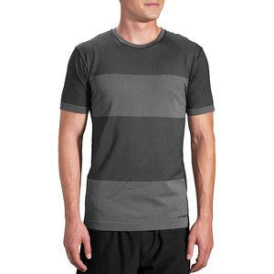 Brooks Streaker Performance Short-Sleeve Shirt - Men's