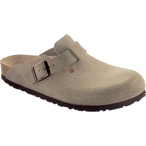 Birkenstock Boston Suede Clog - Women's