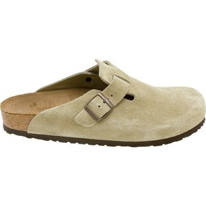 Birkenstock Boston Suede Clog - Men's