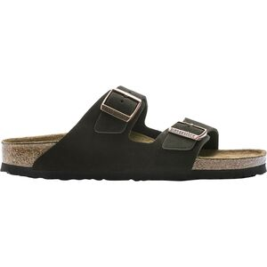Birkenstock Arizona Soft Footbed Suede Sandal - Men's