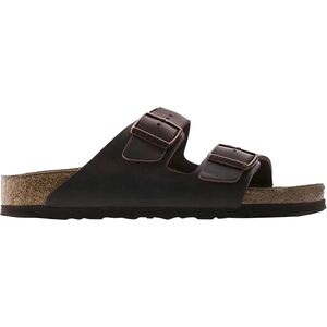 Birkenstock Arizona Soft Footbed Leather Sandal - Women's