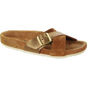 Birkenstock Siena Exquisite Limited Edition Suede Narrow Sandal - Women's
