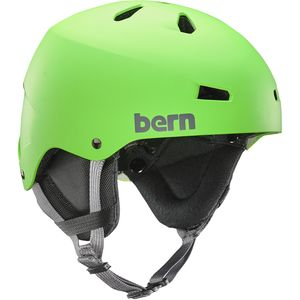 Bern Team Macon EPS Thin Shell Helmet - Men's